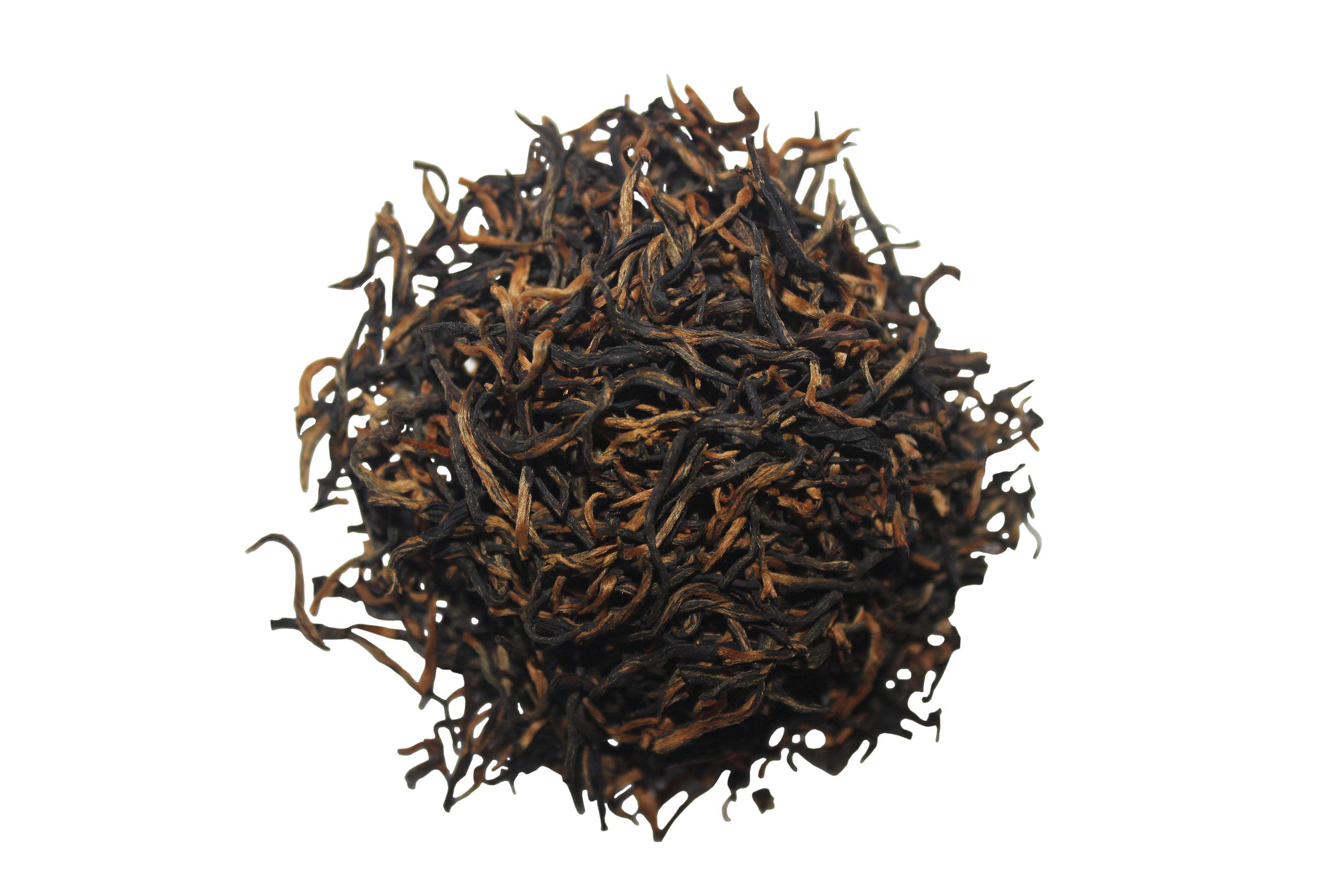 Черный чай Цзинь Цзюнь Мей