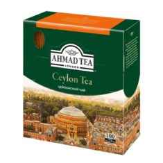 Чай Ahmad Ceylon Tea