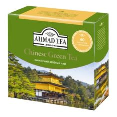 Чай Ahmad Chinese Green Tea