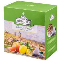 Чай Ahmad Citrus Sorbet