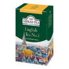 Чай Ahmad English Tea №1