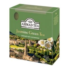 Чай Ahmad Jasmine Green Tea