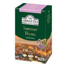 Чай Ahmad Summer Thyme