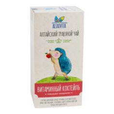 Чай Алтайвита Витаминный коктейль