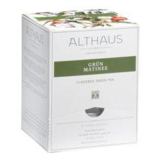 Чай Althaus Grun Matinee