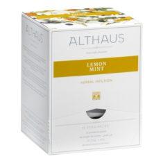 Чай Althaus Lemon Mint