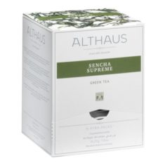 Чай Althaus Sencha Supreme