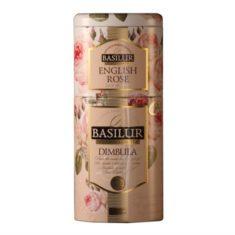 Чай Basilur Димбула и Английская роза