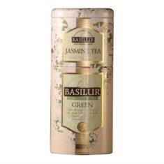 Чай Basilur Зеленый и Жасмин