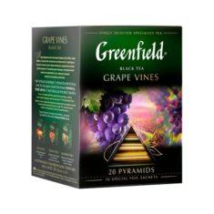 Чай Greenfield Grape Vines