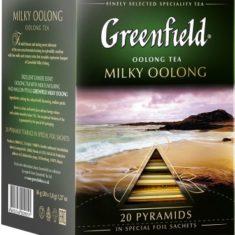 Чай Greenfield Milky Oolong