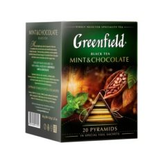 Чай Greenfield Mint & Chocolate