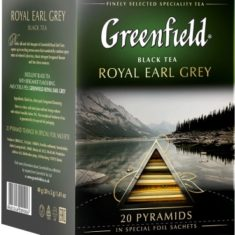 Чай Greenfield Royal Earl Grey