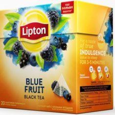 Чай Lipton Blue Fruit