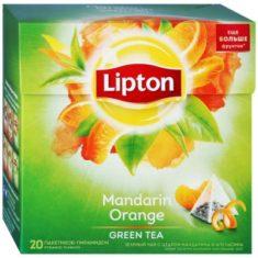 Чай Lipton Mandarin Orange