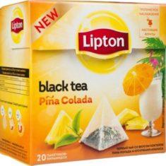 Чай Lipton Pina Colada