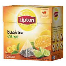 Чай LiptonCitrus