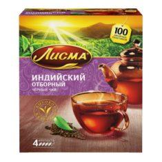 Чай Лисма Индийский отборный