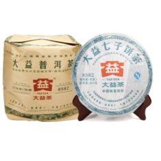 Чай Шен Пуэр 8582 Да И