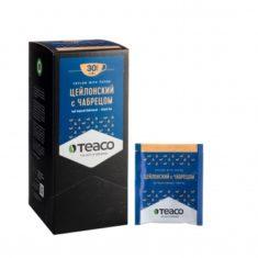 Чай Teaco Цейлонский с чабрецом