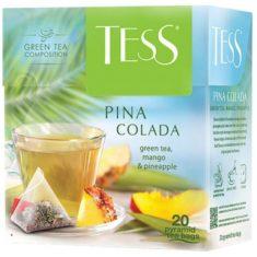 Чай Тess Pina Colada