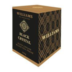 Чай Williams Black Crystal