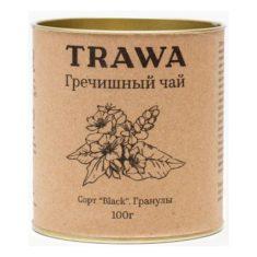 Гречишный чай Trawa Сорт Black. Гранулы