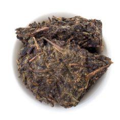 Китайский чёрный чай Кирпичик чая Фу-чжуань ручной прессовки