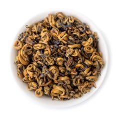 Китайский красный чай Цзинь Ло (Золотая спираль)