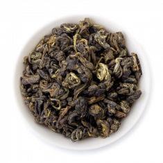 Китайский жасминовый чай Моли Чжэнь Ло (Жасминовая улитка)