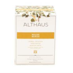 Травяной чай Althaus Milde minze (Нежная мята)