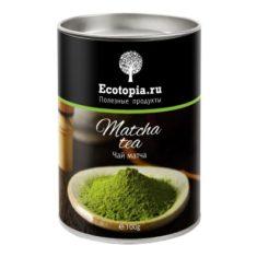 Японский зеленый чай Матча Экотопия
