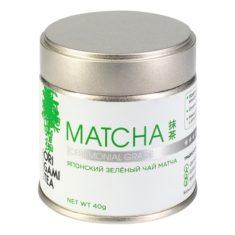 Японский зелёный чай Origami Tea Matcha Ceremonial Grade