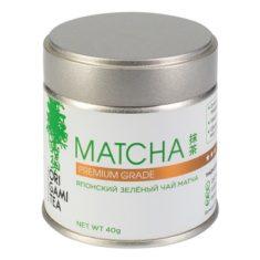 Японский зелёный чай Origami Tea Matcha Premium Grade