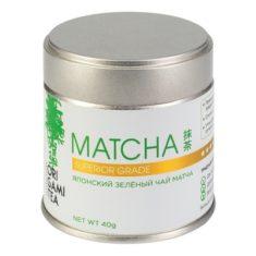 Японский зелёный чай Origami Tea Matcha Superior Grade